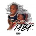 Austin Rogerz & Supa Mike - MBK mixtape cover art