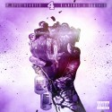 B-Lee - Purple Hearted 4 (Diamonds & Dogtags) mixtape cover art