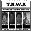 BLVD - #YNWA mixtape cover art