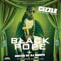 Cizzle - Black Pope mixtape cover art