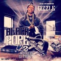 Cizzle - Black Pope 2 mixtape cover art