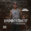Flex Ruger - No Mercy mixtape cover art
