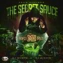 Marco Green - The Secret Sauce mixtape cover art