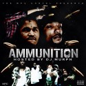 MPC Cartel - Ammunition mixtape cover art