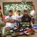 Trap Scholars - The Trap Scholar Project mixtape cover art