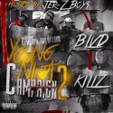 #YoungNinjaCampaign2 (Hosted By Jer-Z Boy$, BLVD & Killz) mixtape cover art