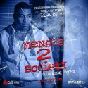 Bread Winner Kane - Menace 2 Society (A Southside Story) mixtape cover art