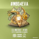 Cizzle Da Money Addict - #MBG4EVA mixtape cover art
