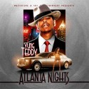 Yung Teddy - Atlanta Nights mixtape cover art