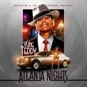 Yung Teddy - Atlanta Nights mixtape cover art