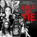 Girls On Fie Vol. 1 mixtape cover art
