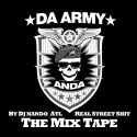Da Army The MixTape  mixtape cover art