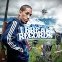 I Break Records mixtape cover art