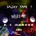 Welch Saucy - Sauxy Tape 1 mixtape cover art