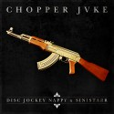 Chopper Jvke mixtape cover art