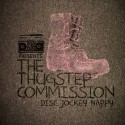 The Thugstep Commission mixtape cover art