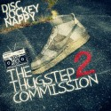 Thugstep Commission 2 mixtape cover art