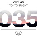 Valy Mo - Tokyo Bright mixtape cover art