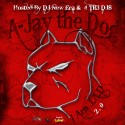 A-Jay The Dog - I Am J.A.D 2.0 mixtape cover art