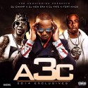 A3C 2014 Exclusives mixtape cover art