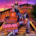 Bama Legends 12 (Hosted By Teddy Tee & Birmingham J) mixtape cover art