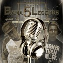 Bama Legends 5 (Hosted By Spank Lee & Mike Will) mixtape cover art