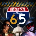 Bama Legends 6 (Hosted By KD & Doe B) mixtape cover art