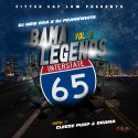 Bama Legends 9 (Hosted By Cleeze Purp & Drama) mixtape cover art