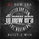 Built 2 Win mixtape cover art
