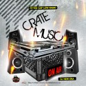 Crate Music (Fitted Cap Low Hip Hop Radio) mixtape cover art