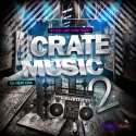 Crate Music 2 (Fitted Cap Low Hip Hop Radio) mixtape cover art