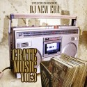 Crate Music 3 (Fitted Cap Low Hip Hop Radio) mixtape cover art