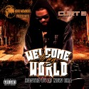Curt B - Welcome To My World mixtape cover art