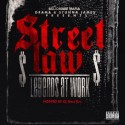 Drama & Stunna James - Street Law (Legends At Work) mixtape cover art