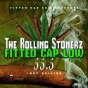 Fitted Cap Low 55.5 Indy Edition (Hosted By The Rolling Stonerz) mixtape cover art