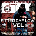 Fitted Cap Low Vol 57.5 (Hosted By Trey 8) mixtape cover art