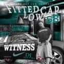 Fitted Cap Low 58 (Hosted By A Gully) mixtape cover art
