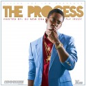 Fly Iezzy - The Process mixtape cover art
