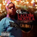 G Tha King - La Cosa Nostra mixtape cover art