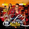 Git It Boyz - For The Love Of Yung Ray mixtape cover art