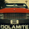 Hollywood Dre - Dolamite mixtape cover art