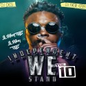 Indie We Stand 10 (Hosted By Lil Mikey) mixtape cover art
