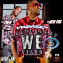 Indie We Stand 3 mixtape cover art