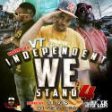 Indie We Stand 4 (Hosted By VT) mixtape cover art