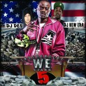 Indie We Stand 5 (Hosted By LA The Darkman) mixtape cover art