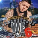 Indie We Stand 6 (Hosted By Forgiato Blow) mixtape cover art