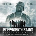Indie We Stand 8 (Hosted By T.U.C.K) mixtape cover art