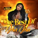 Jha Jha - Best Of Mixtape mixtape cover art