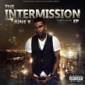 June B - The Intermission EP mixtape cover art