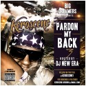 Keroscene - Pardon My Back 3 mixtape cover art